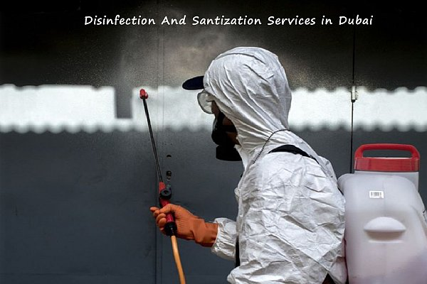 Sanitization And Disinfection Services in Dubai