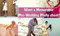 Want a Memorable Pre-Wedding Photo shoot? Blue Eye Picture Studio is Here