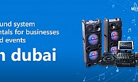 Sound System Rental Dubai - Top Reasons it Aids Events & Business