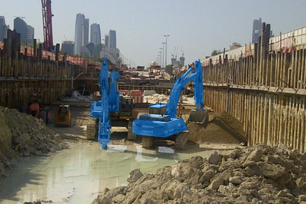 Knowing the Most Experienced and Expert Shoring Contractors in Dubai