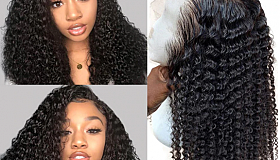 Buy Frontal Wigs Human Hair USA | Cheveux Luxury