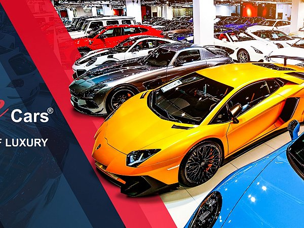 Best Luxury Car Selection in the UAE – The Elite Cars