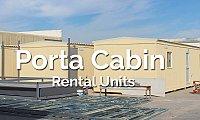 Porta Cabin Rental in UAE | Cabins and Shades FZC