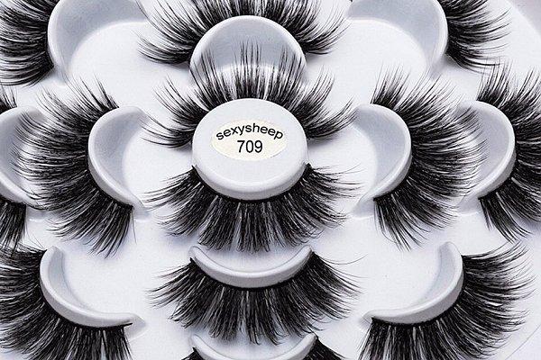 Cheveux Luxury's Beautiful 3D Mink Eyelashes Online