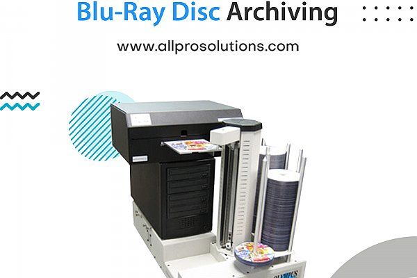 Automated optical disc archiving and storage