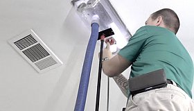 ac duct cleaning in UAE