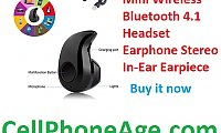 Sale of Wireless Bluetooth 4.1 Headset