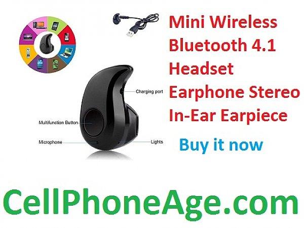 Sale of Wireless Bluetooth 4.1 Headset