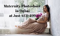 Maternity Photoshoot in Dubai at Just AED 499