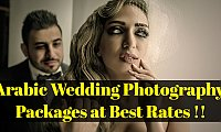 Arabic Wedding Photography Packages in Dubai at Best Rates. Call Now!!