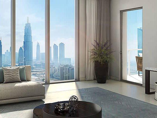 Emaar Downtown Views 2 Apartments at Downtown Dubai