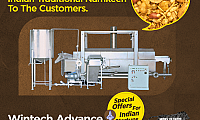 Namkeen Food Processing Line   Wintech Taparia
