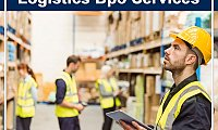End-to End Logistics Process Outsourcing Services from MAX BPO