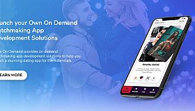 On Demand Matchmaking App Development Company in UAE | Dating App Development Services | Apps On Demand