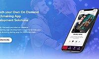 On Demand Matchmaking App Development Company in UAE | Dating App Development Services | Apps On Demand