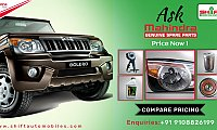 Mahindra Car Spare Parts Online