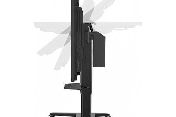 ViewSonic VB-STND-003 Motorised trolley cart with lift and tilt - ViewSonic ME
