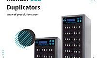 USB SD CF & HDD Standalone Duplicators