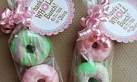 donut birthday party supplies in Dubai