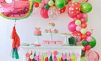 watermelon balloons in Dubai