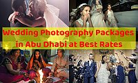 Wedding Photography Packages in Abu Dhabi at Best Rates - Book Now