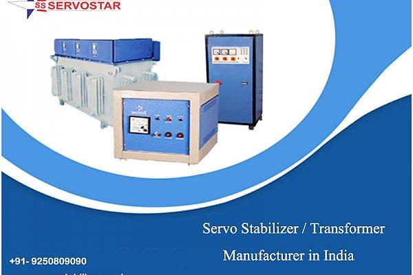 Servo Stabilizer Manufacturers in India