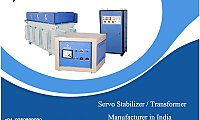 Servo Stabilizer Manufacturers in India