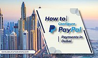 Configuration of PayPal accounts in UAE