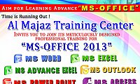 MS OFFICE TRAINING ONLY @ MCTC CALL 042556969