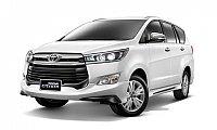 Rent the Toyota Innova Dubai - Rental Cars Finder