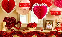 heart decorations in Dubai