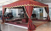 Tent rental for Wedding, Events and Exhibitions in UAE.
