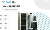 Hera Series automated standalone DVD duplicators