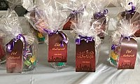 Eid Mubarak balloons in UAE