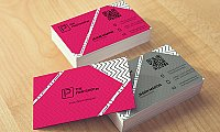 digital business card printing services in Dubai