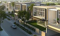 Emaar Golf Place Terraces Villas in Dubai Hills Estate