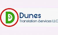 Dunes - translation services in dubai media city.