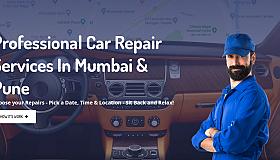 Mercedes car dent service in Mumbai