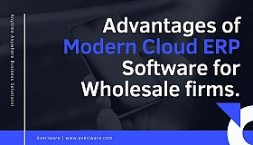 White-label Cloud ERP Software for Wholesale businesses- Try free online demo Today!