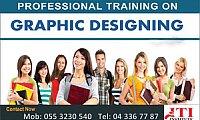 Graphic designING training center contact 0561673595