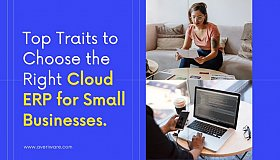 Cloud ERP Software to Manage Your Business at Low Cost
