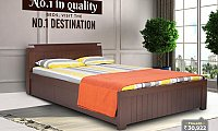 Bed with Storage in Mumbai – Off The Shelf