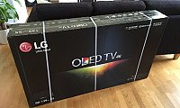 LG OLED65B6P Flat 65-Inch 4K Ultra HD Smart