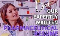 Pharmaceutical Resume Writing Service in UAE