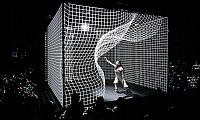 floor projection mapping in Dubai