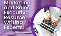 Marketing or Sales Professional CV Writing Services