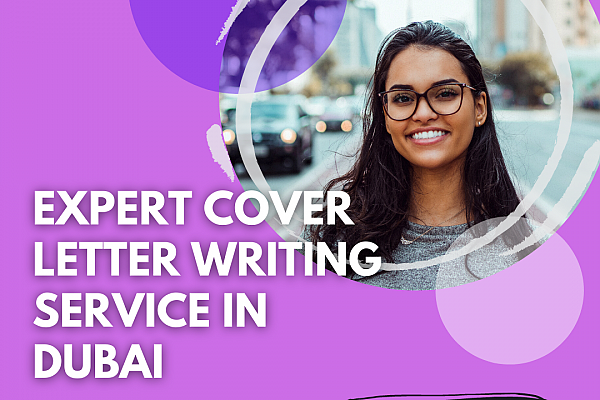 Get a Cover Letter From CV MAKERS UAE