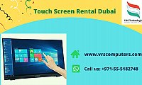 Hire Latest Touch Screen Kiosks in Dubai UAE