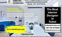Affordable interior designers in Dubai / Turnkey interior design & build company in Dubai