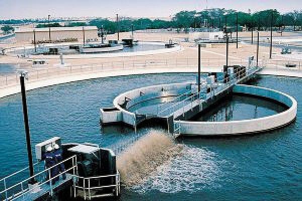 mobile wastewater treatment plant in Saudi arabia